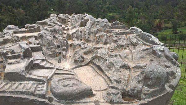 Esta extravagante roca ha sido causa de muchas investigaciones